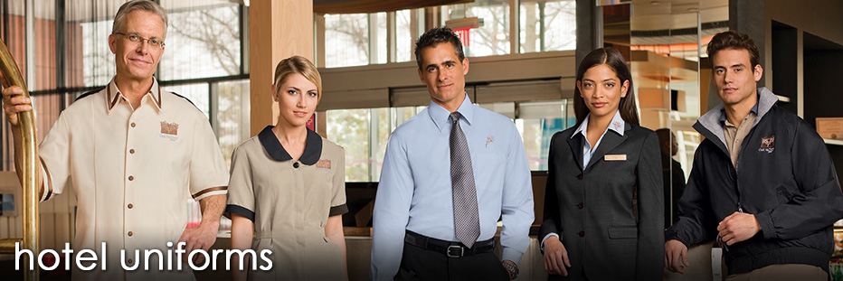 Hotel uniforms al jahwari for Spa uniform europe
